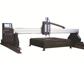 GANTRY CNC DRILLING & CUTTING MACHINE