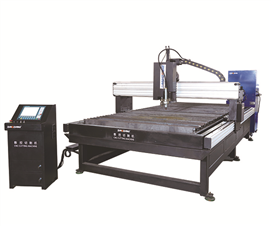 TABLE STYLE CNC DRILLING & CUTTING MACH